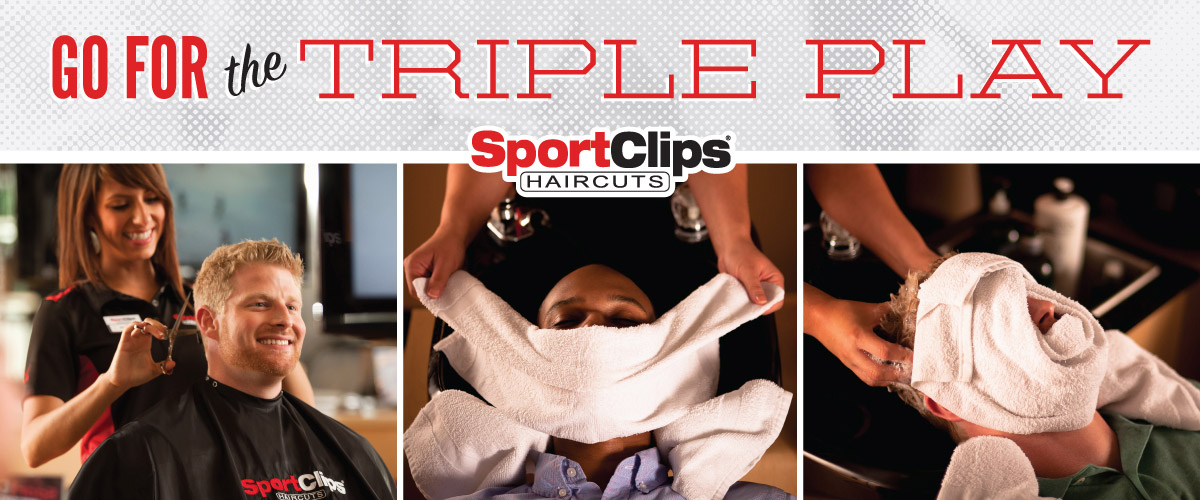 The Sport Clips Haircuts of West Plano/Carollton Triple Play